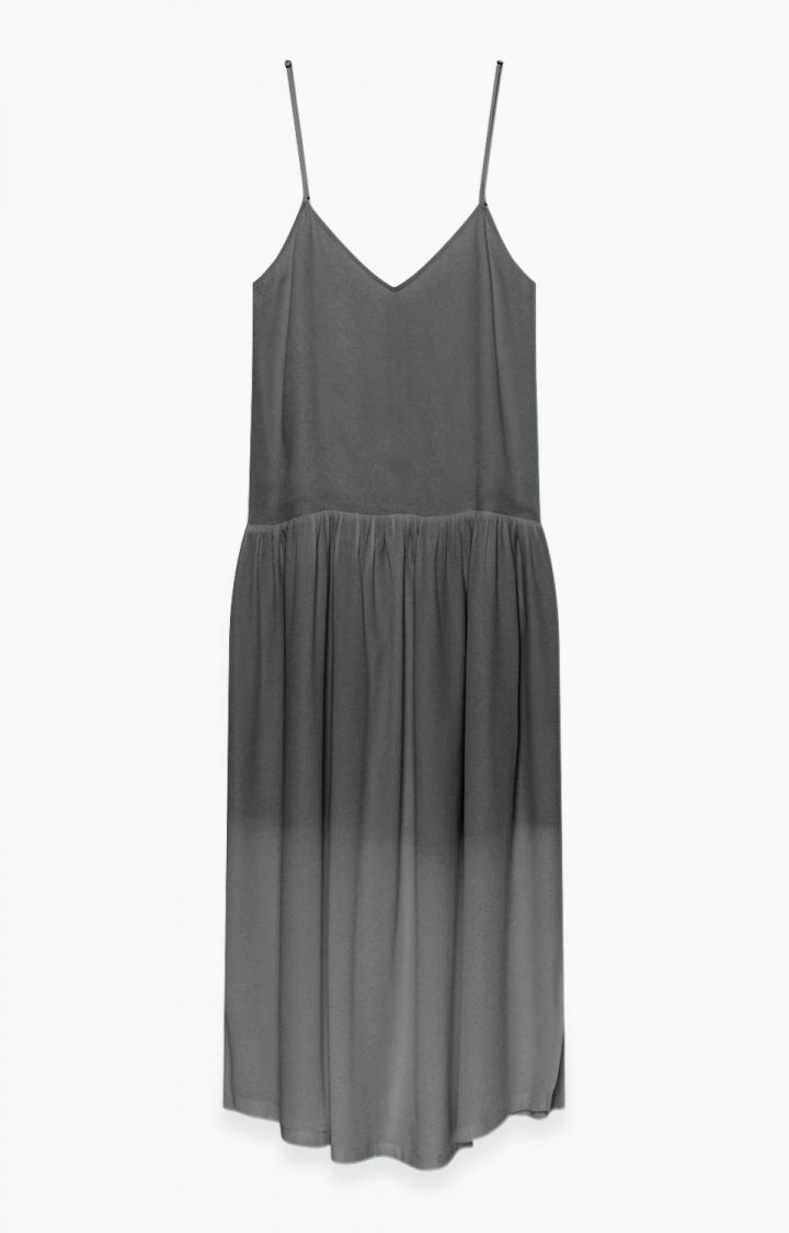Billede af American Vintage kjole, LIO130 charcoal