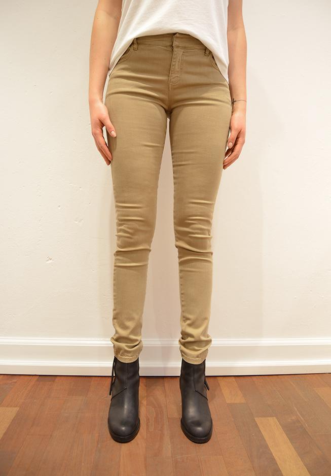 Rabens saloner bukser, 40805 beige fra n/a på tiffany