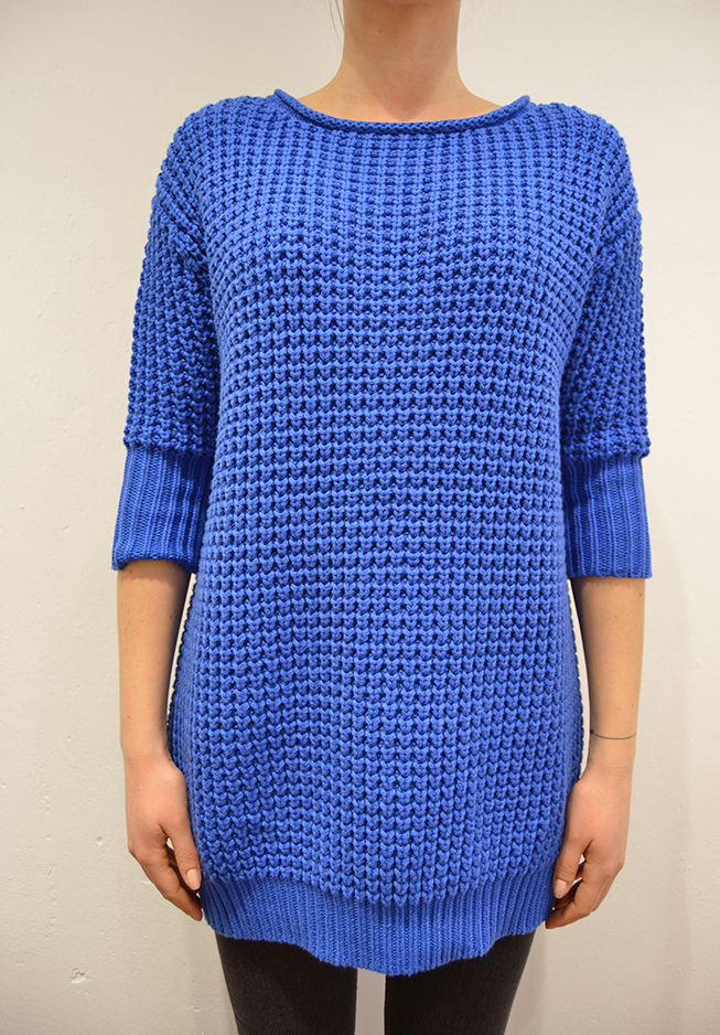 Image of   Acne strik, shore solid blue