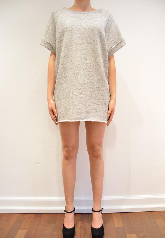 n/a – Ganni sweat/kjole t1021 på tiffany