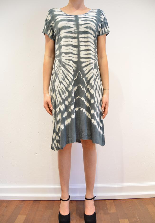 Rabens saloner kjole, 30847 grå blå fra n/a fra tiffany