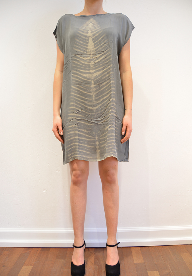 n/a Rabens saloner kjole, 20807 grøn på tiffany