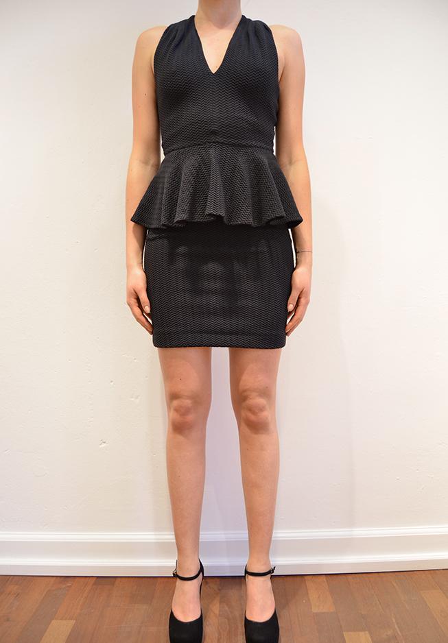 n/a Ganni kjole, t1001 dresspep fra tiffany