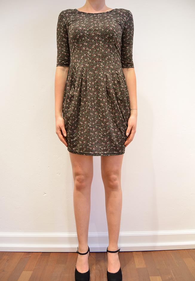 Ganni kjole, t1031 dressflower fra n/a fra tiffany