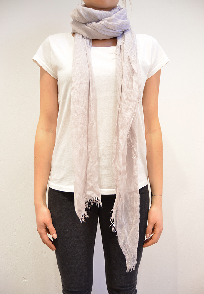 Image of   American vintage tørklæde, rosa