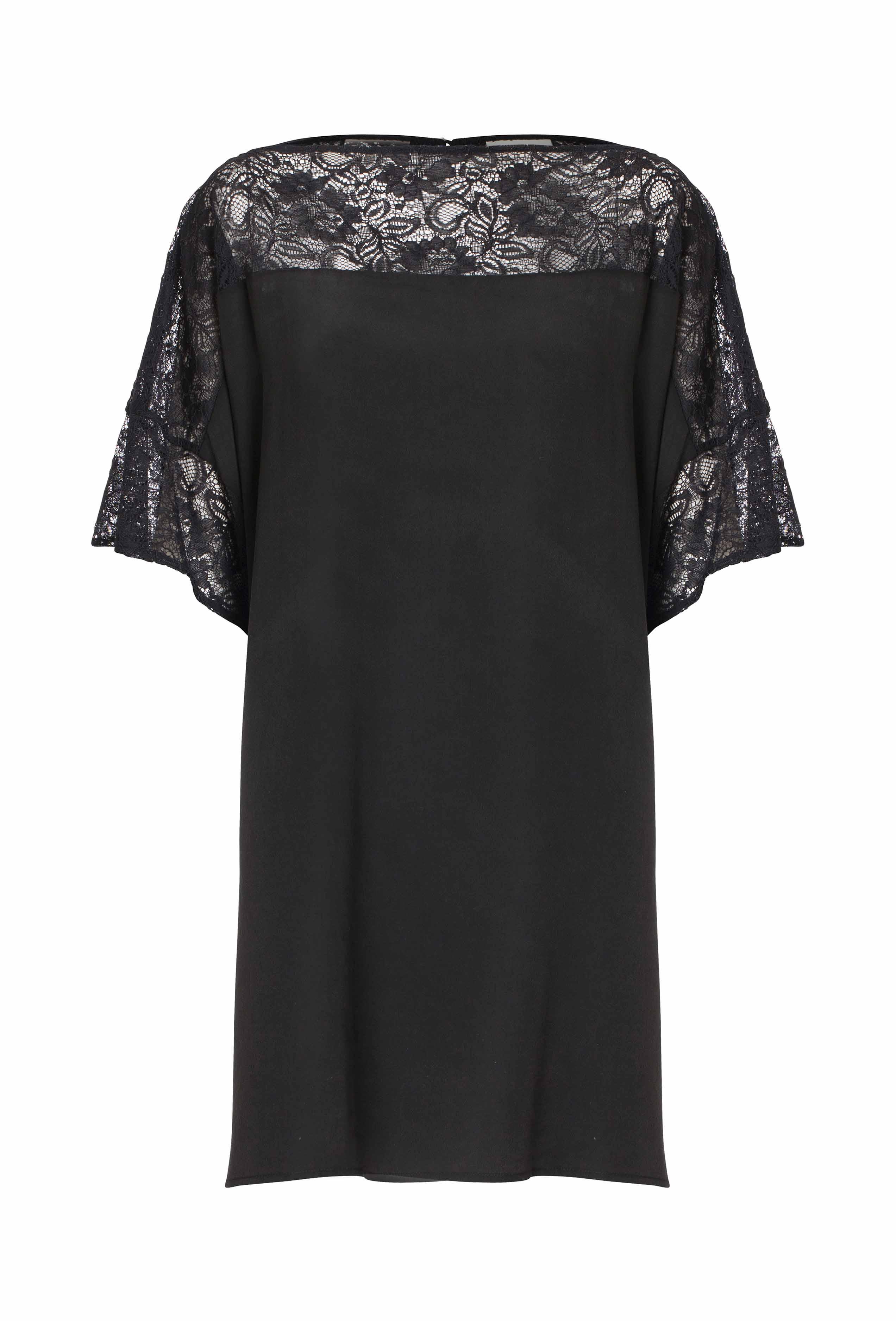 Billede af Ganni kjole, F0718, sort