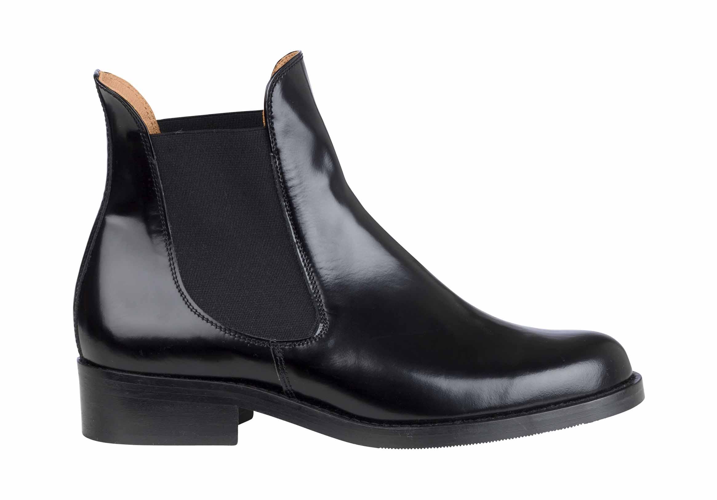Billede af Ganni ankel støvle, S0429 Black
