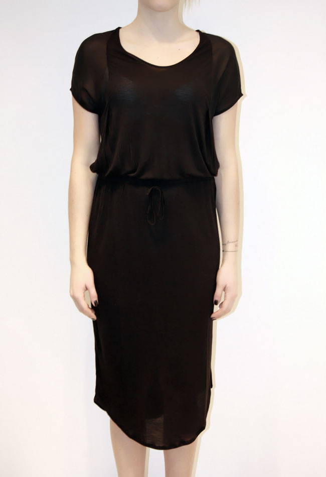 Billede af American Vintage kjole MILA70, sort