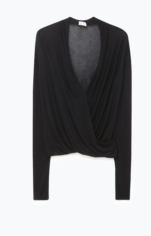 Billede af American Vintage Bluse, Nia56B noir