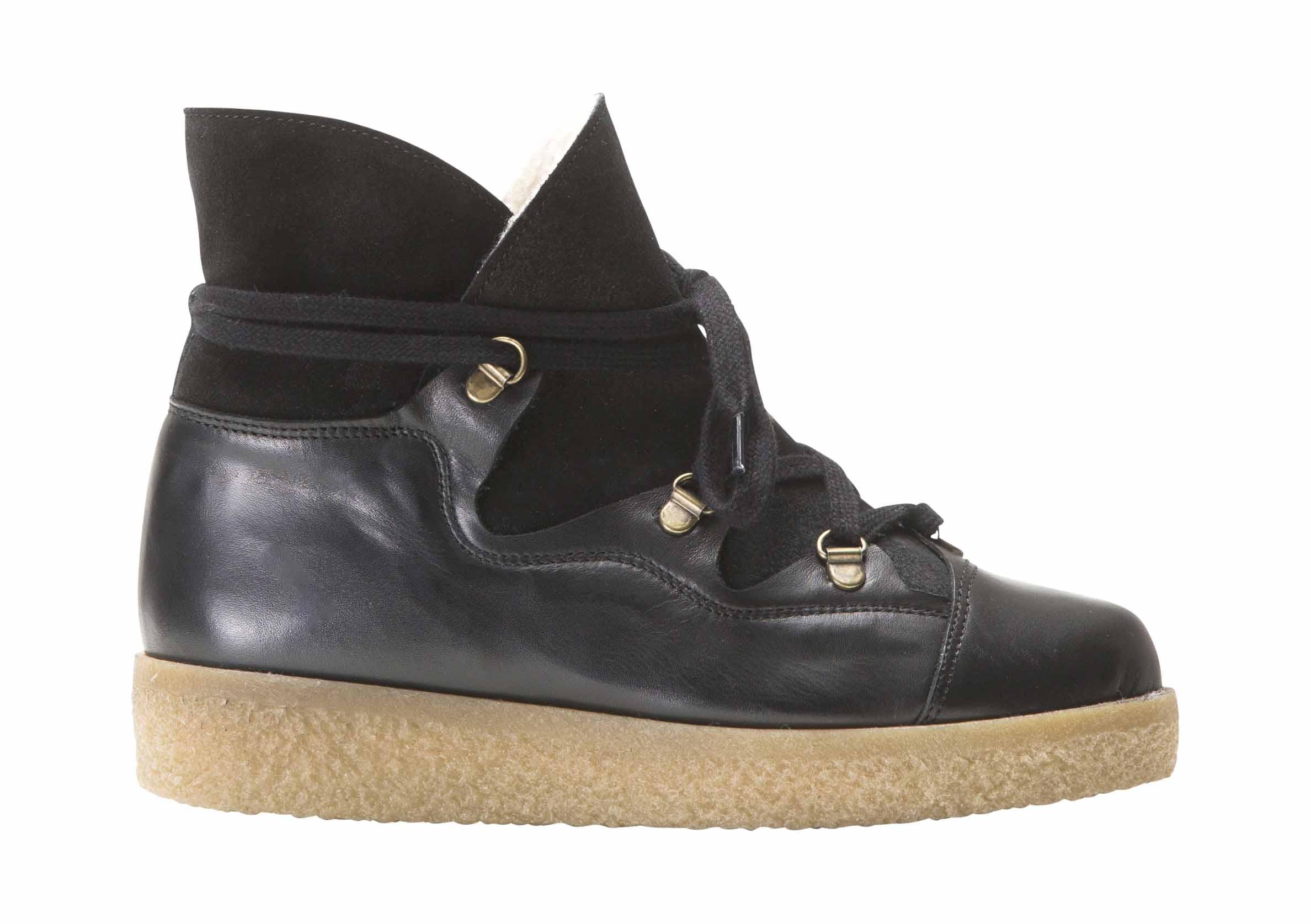 Billede af Ganni støvler, S0376, sort