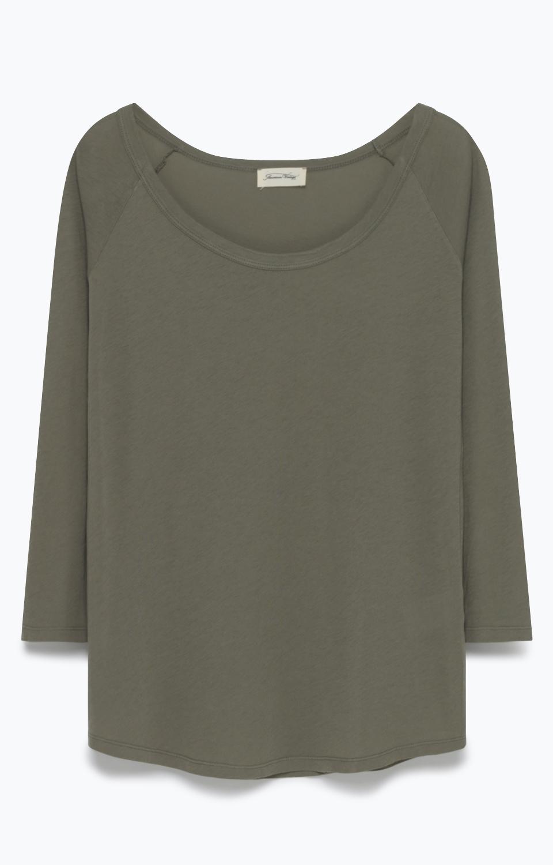 Billede af American Vintage Bluse, TINI21B Mulot