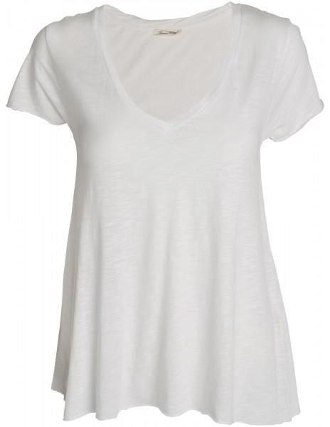 Billede af American Vintage American Vintage T-shirt, jac51 hvid