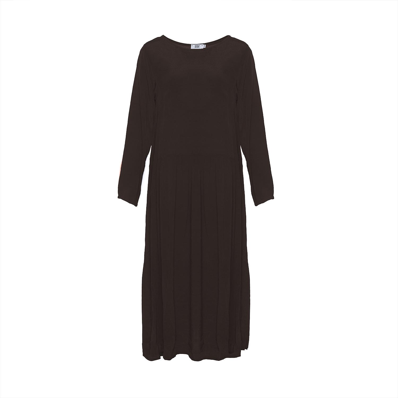 Image of   Tiffany 181016 Long Dress, Brown