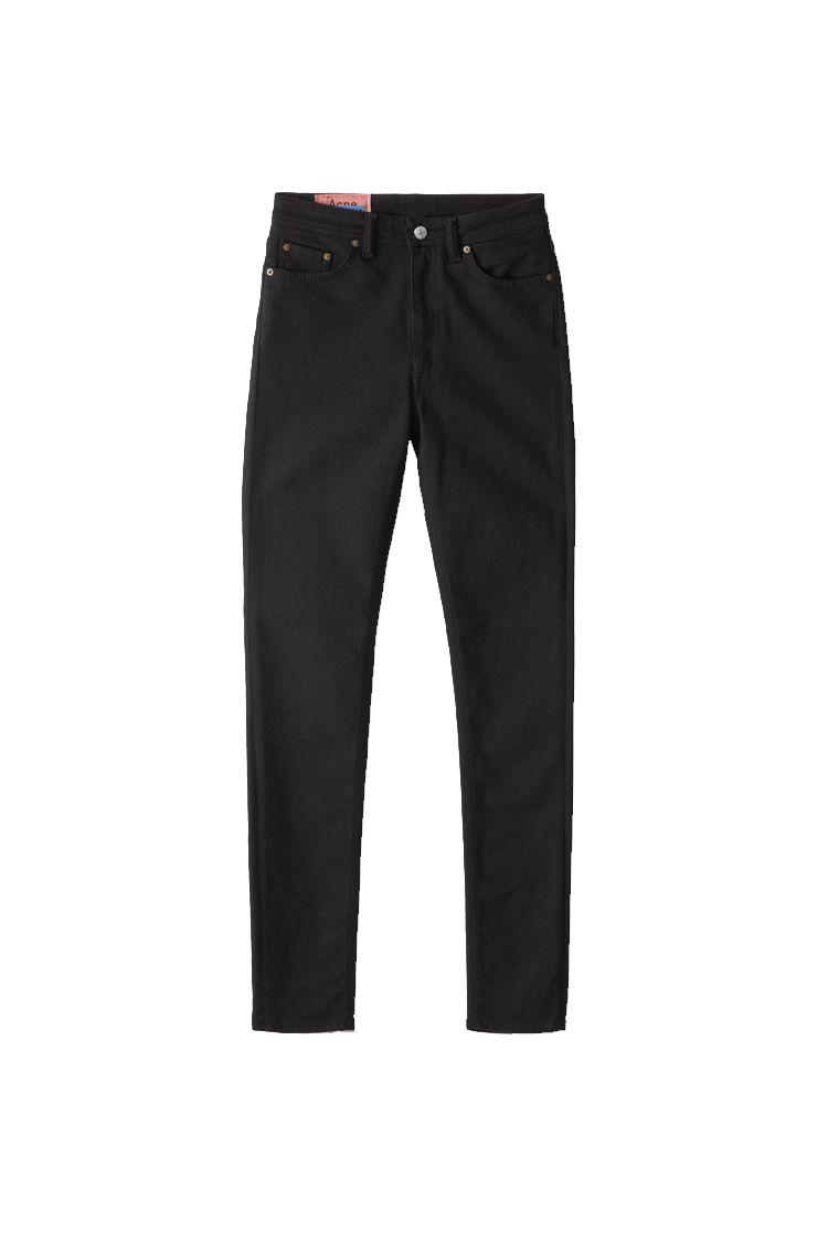 Image of ACNE STUDIOS Acne Studios Jeans Peg Lenght 34 Sort