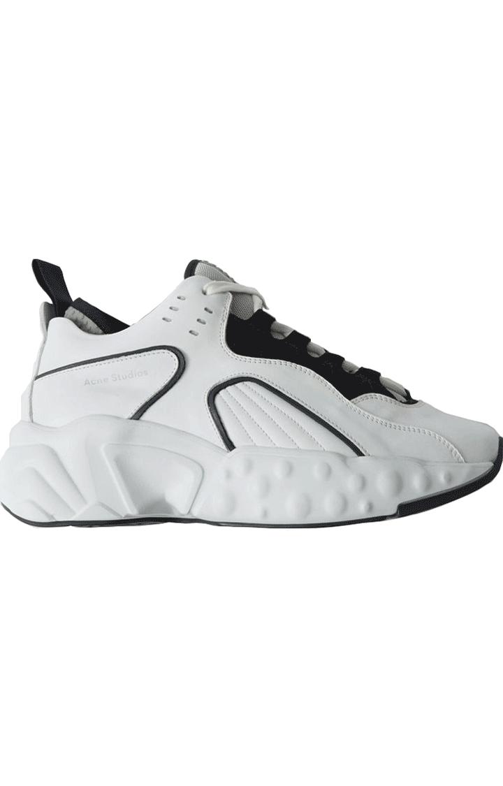 Image of ACNE STUDIOS Acne Studios Sneakers Manhattan Multi White