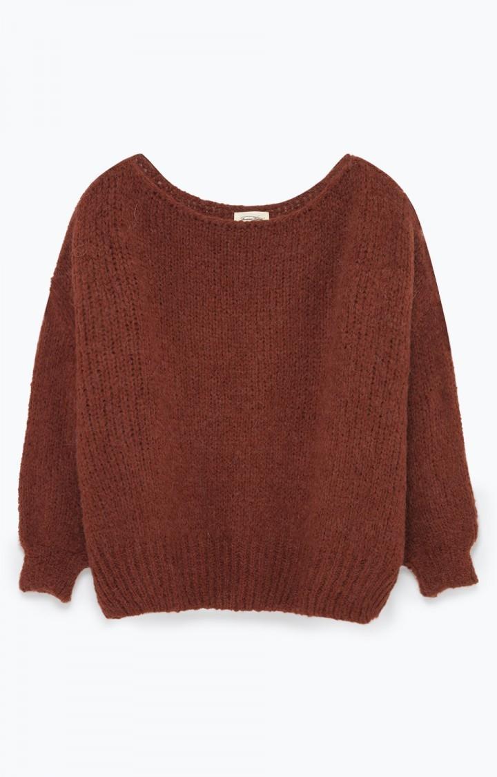 Image of   American Vintage Boodler Knit Auburn
