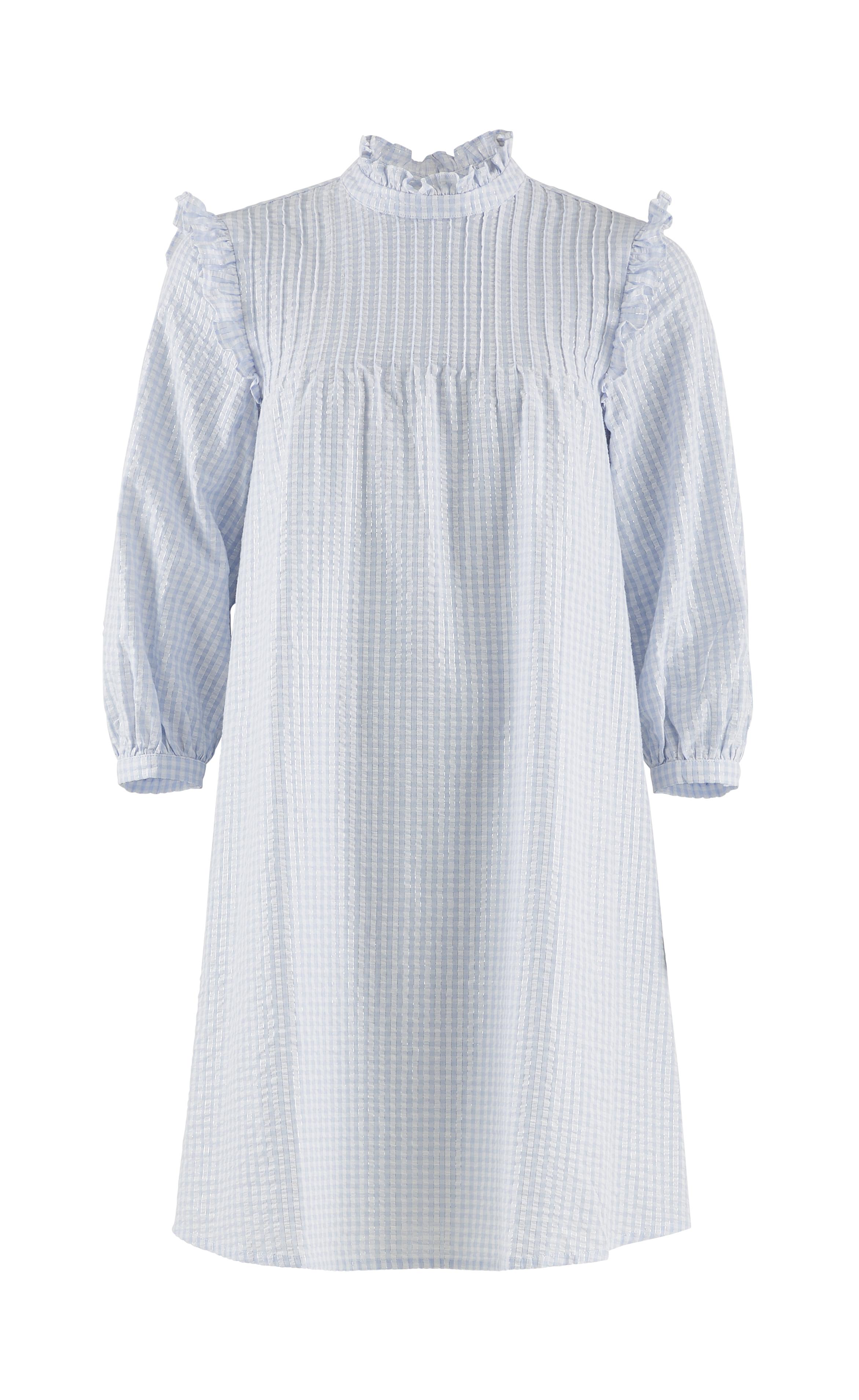 Image of   A VIEW Alba Dress Av1006, White