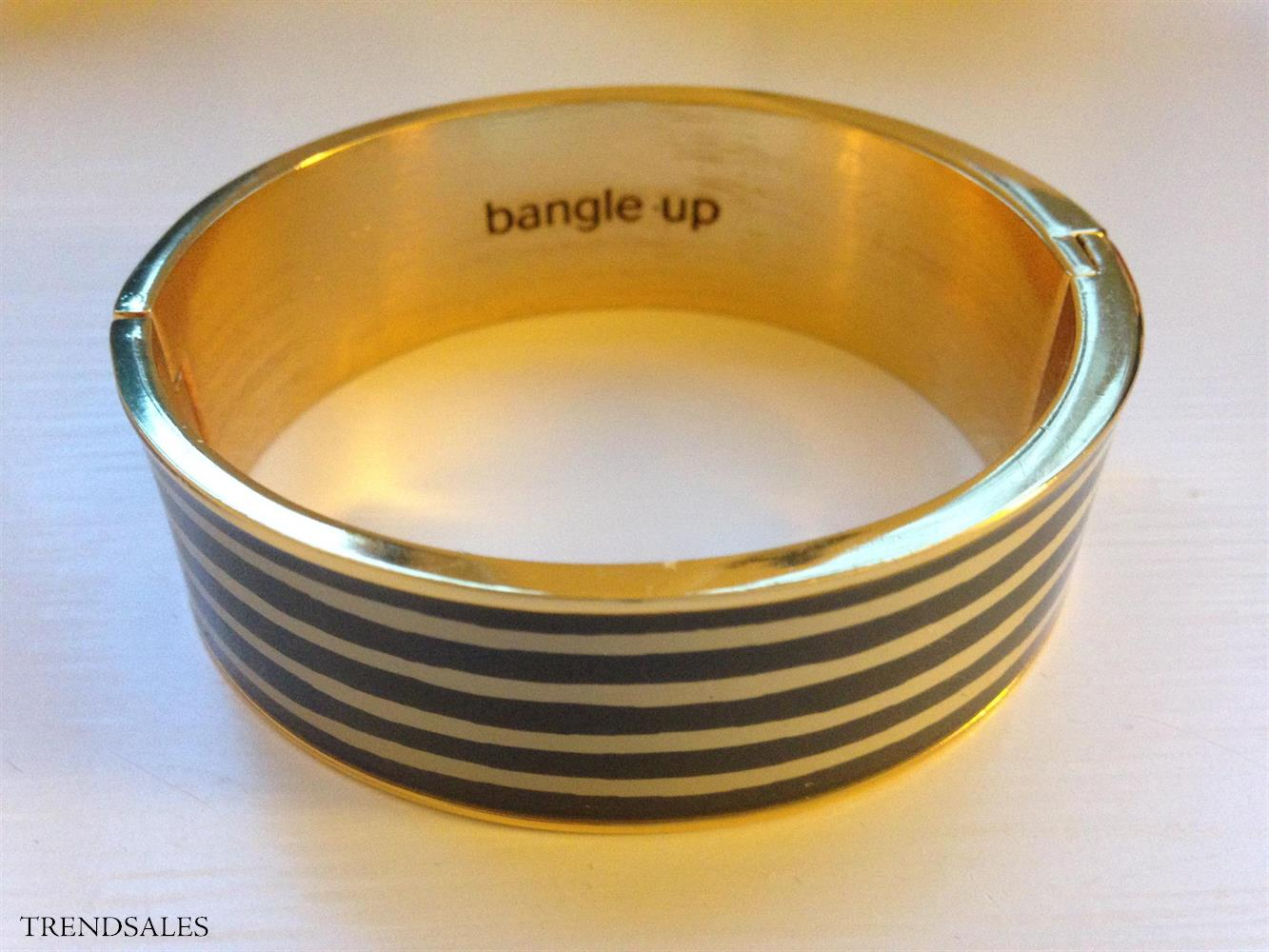 Bangle Up Bangle Up armbånd, Marianne Slate