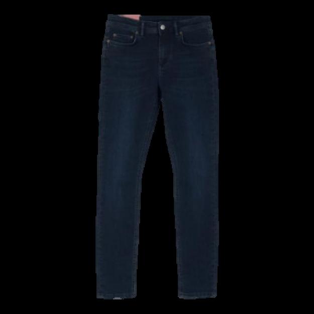 Image of   ACNE JEANS Climb Jeans Blue Black Length 32, Blue Black