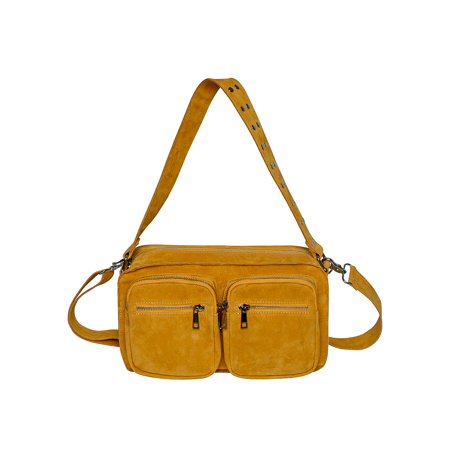 Image of   Noella Caja Crossover Bag, Curry