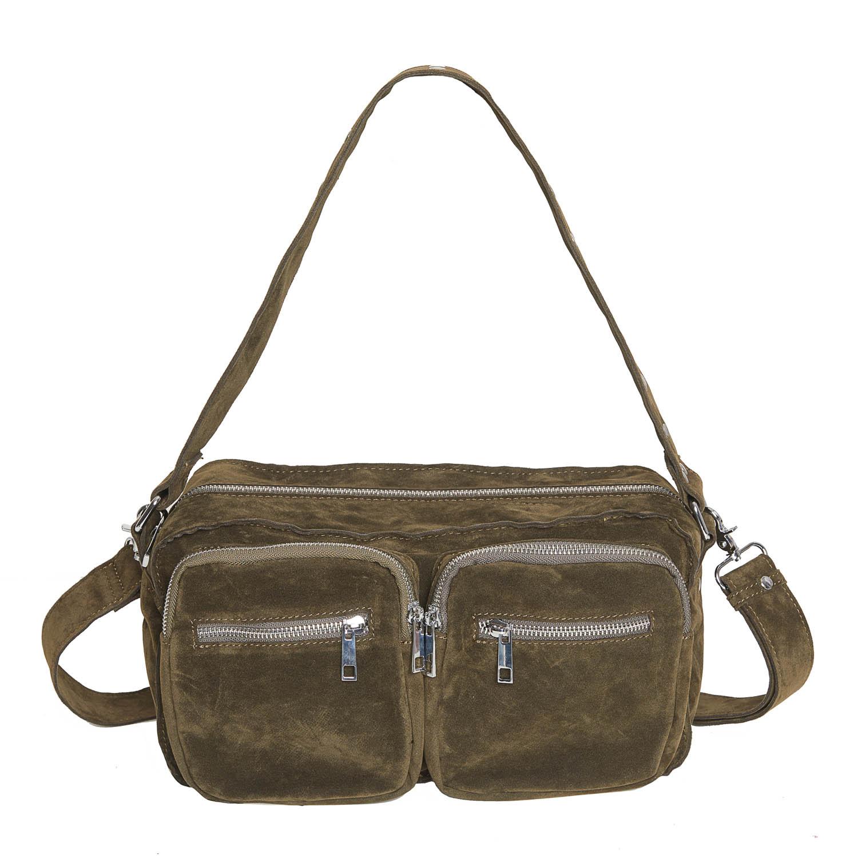 Image of   Noella Caja Crossover Bag, Army Green