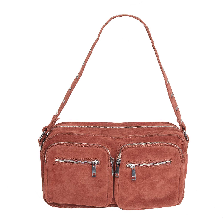 Image of   Noella Caja Crossover Bag, Maroon