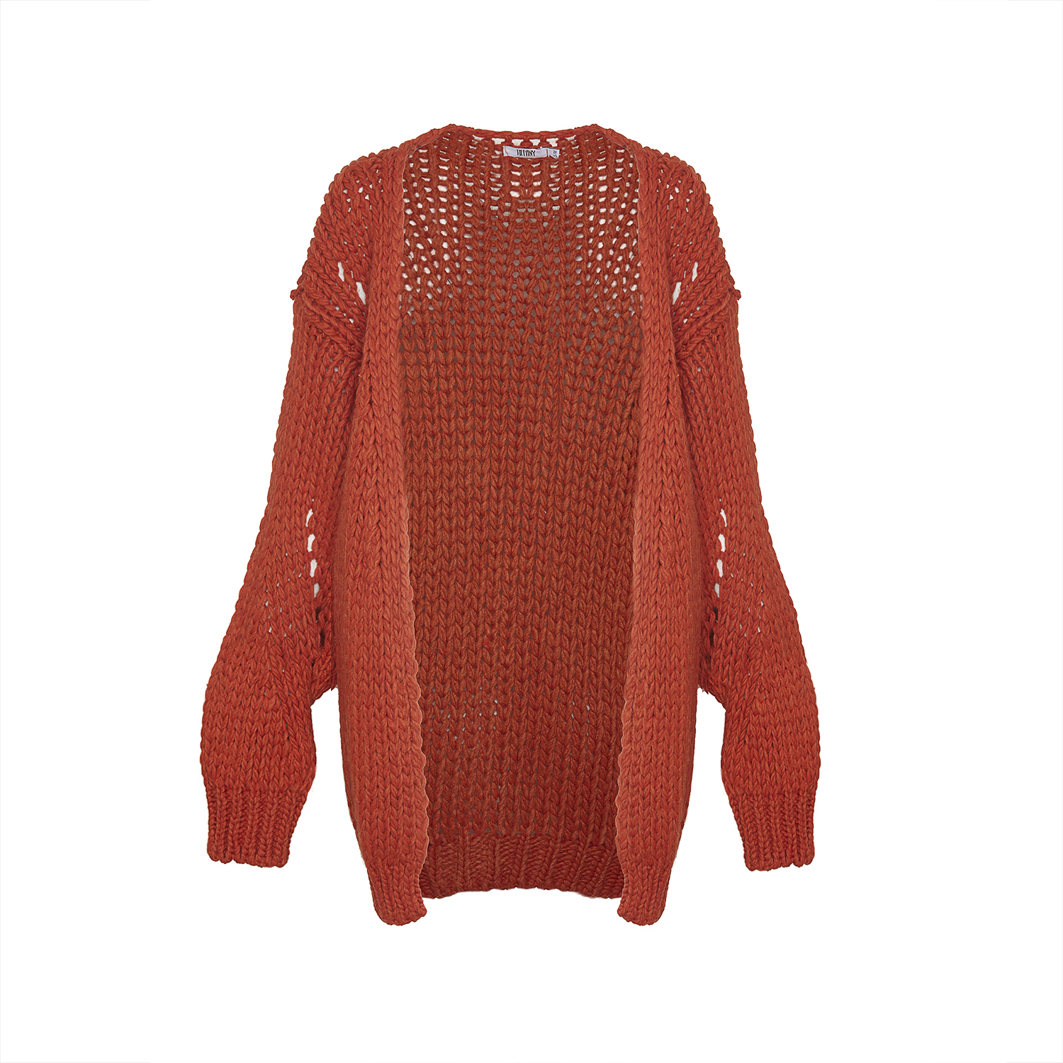 Tiffany 3211 Cardigan, Rust