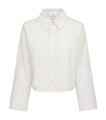 Anine Bing Mabel Top A-07-2180, White