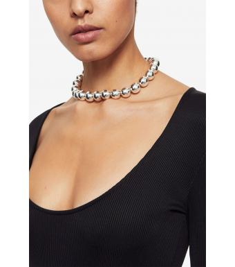 Anine Bing Montana Dress A-02-1165-000, Black
