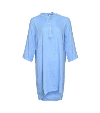 Tiffany 17690 Long Shirt Linen, Little Boy Blue