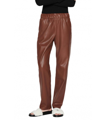 Anine Bing Colton Track Pant A-03-9083, Brown