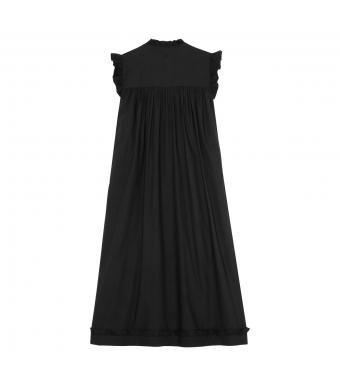 Skall Studio Ancher Dress, Black
