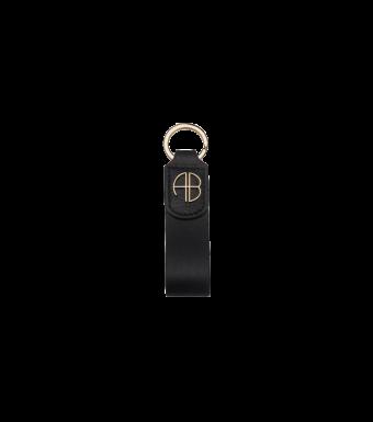 Anine Bing Ab Key Chain A-12-9069, Black