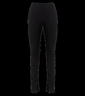 Anine Bing Max Pants A-03-3076, Black