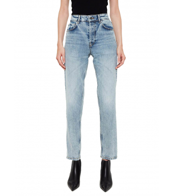 Anine Bing Sonya Jeans A-06-1100-435, Washed Blue