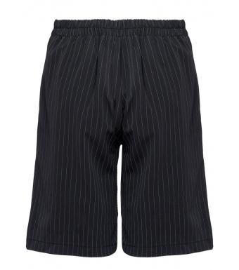 Noella Brooklyn Shorts Viscose, Navy/white stripe