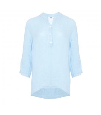 Tiffany 17661 Shirt Linen, Light Blue