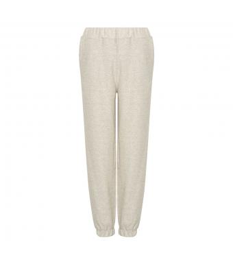 Tiffany Nilli Pant Organic Cotton, Grey Melange