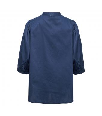 Tiffany Ebbi Top Quilt, Blue Navy