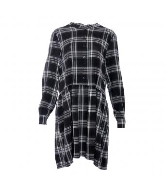 Tiffany Viskose Kjole By3276, Warm Grey