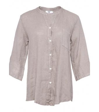 Tiffany 18973 Shirt Linen, Nougat