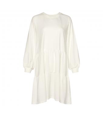Noella Holly Sweat Dress, Offwhite