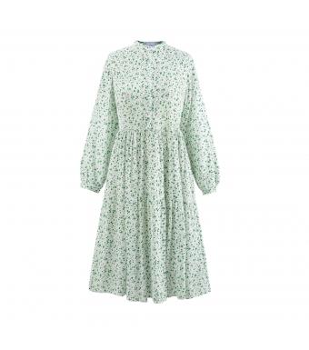 Lipe dress green