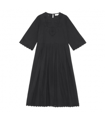 Skall Studios Franka Dress, Black
