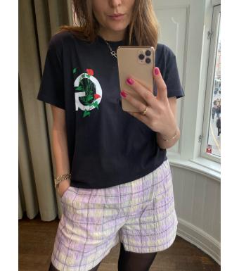 Ganni T2780 T-shirt G Basic Cotton Jersey, 252 Phantom
