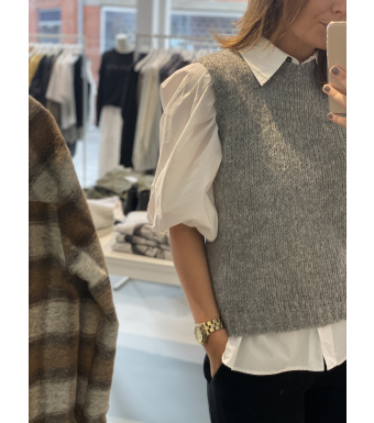 Noella Kala West Wool, Light Grey