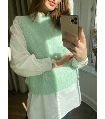 Noella Kala West Wool, Pale Mint