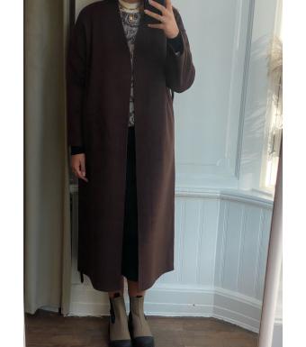 Anine Bing Hunter Coat A-01-4065, Brown