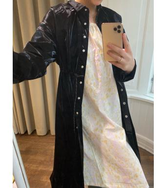 REMAIN Violaine Coat Rm137, Black