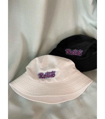 Rotate Sunday Meryl Bucket Hat, Bright White